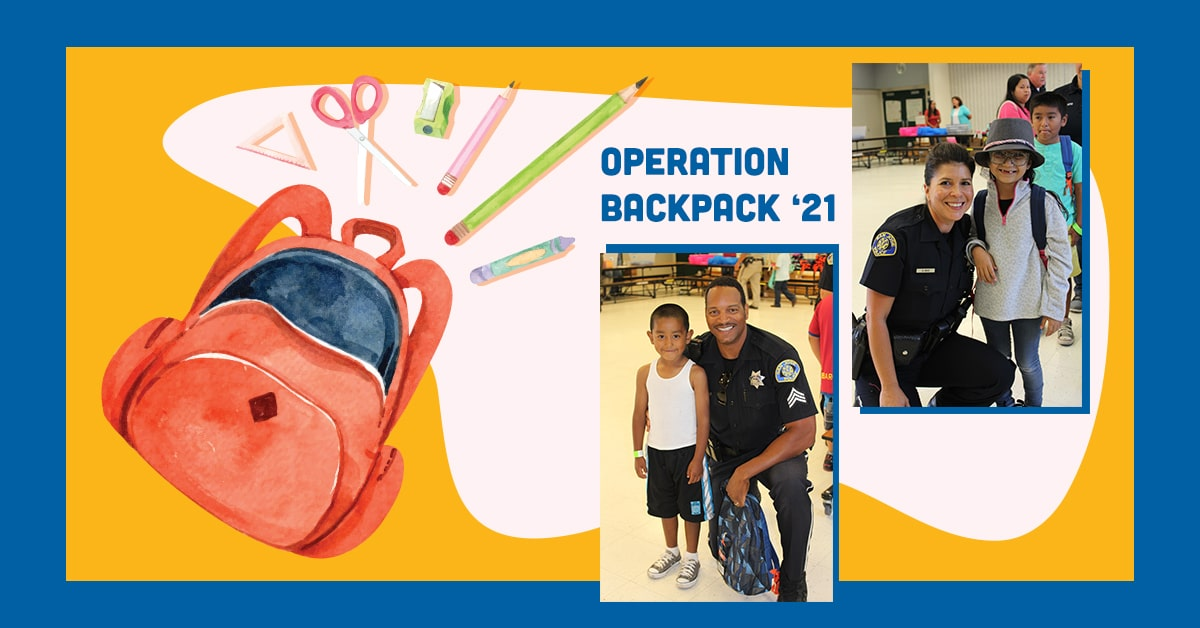 Building a path out of poverty with backpacks